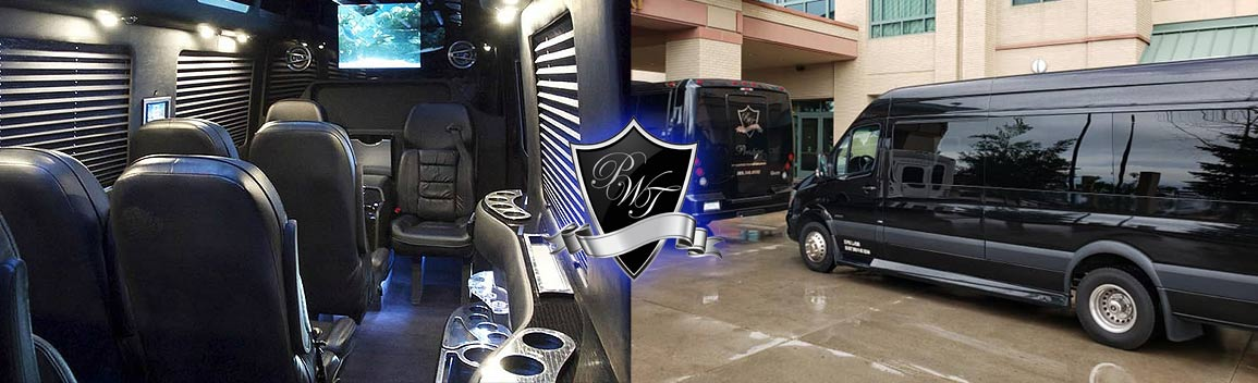 DENVER CORPORATE SPRINTER GROUP TRANSPORTATION SERVICES