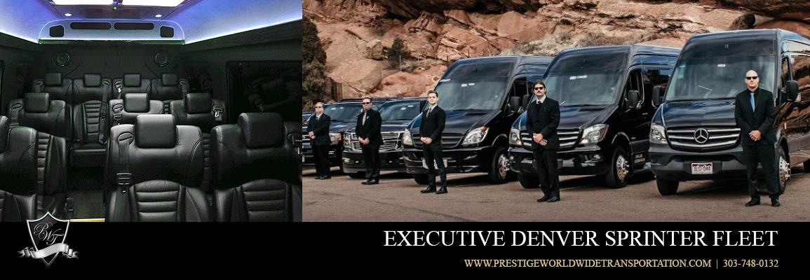 DENVER EXECUTIVE SPRINTER SHUTTLE COACH SERVICES