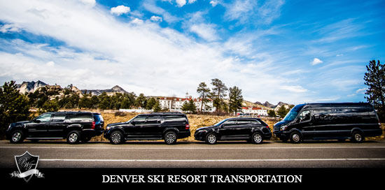 Denver Ski Resort Transportation Services